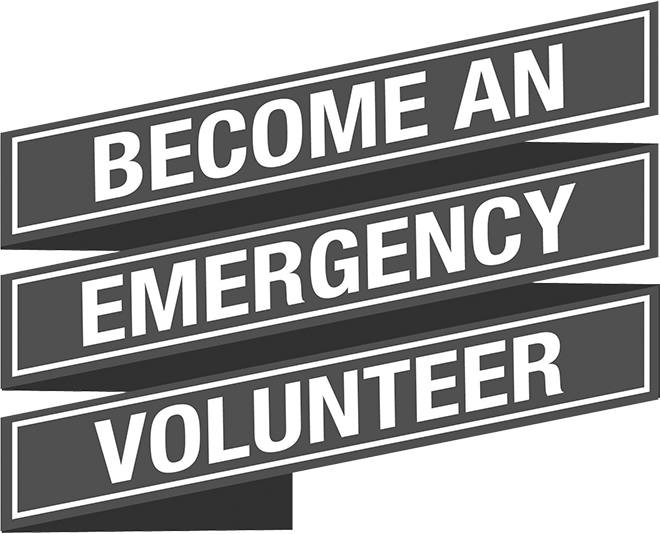 Choose a career as an emergency volunteer